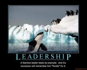 Penguin Leadership